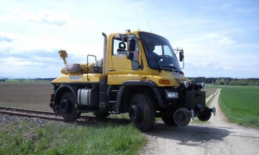 Bi-vial - Diesel - Unimog