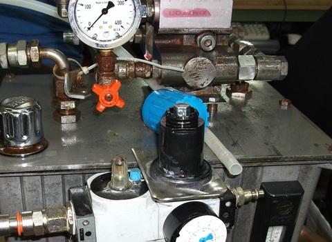 Reparación herramientas hidráulicas