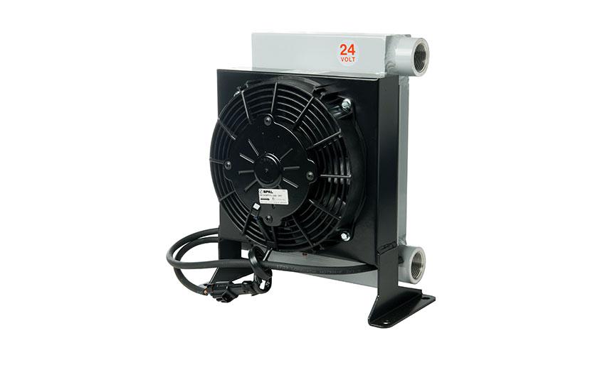 Intercambiador, Aire-aceite. BC 210 230V 50/60 Hz monofase/single-phase