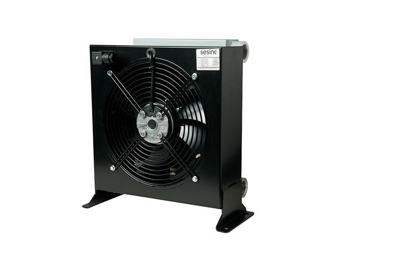 Intercambiador, Aire-aceite. BC 250 230V 50/60 Hz monofase/single-phase