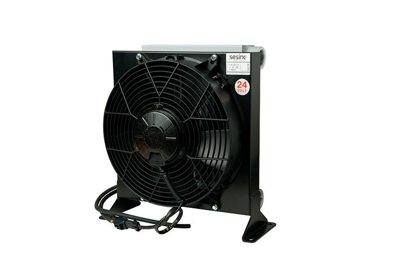 Intercambiador, Aire-aceite. BC 250 24V