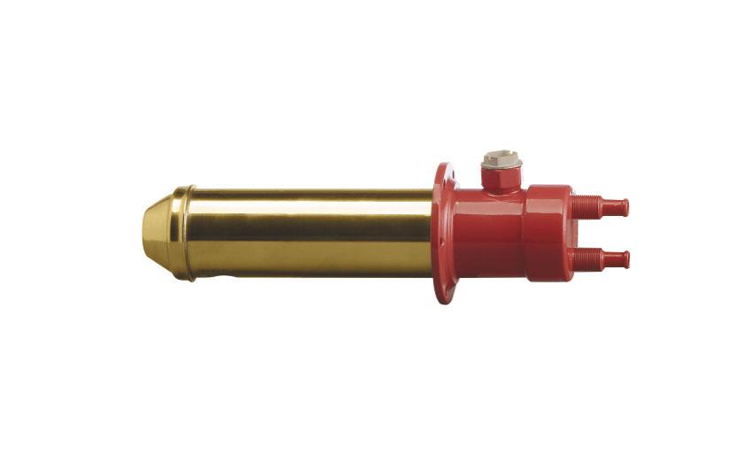 Intercambiador, Agua-aceite. T 60 CF2