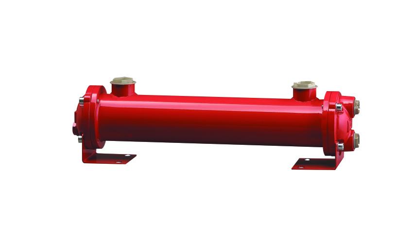 Intercambiador, Agua-aceite. MS 84 P5