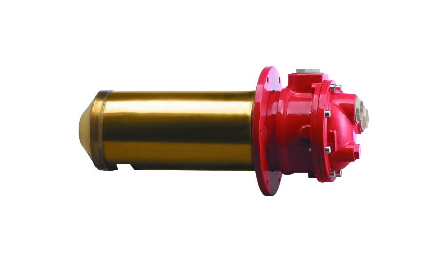 Intercambiador, Agua-aceite sumergido. MS 134 CF5