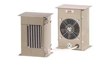 Intercambiador, Aire-aceite. AP 178 E 12V corrente continua/direct current