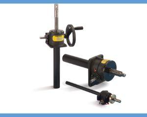 Sistemas fijación mecánicos