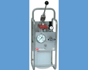 Grupo hidráulico manual