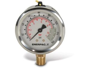 GAUGE GLYCERINE 160 PSI 2.5 IN
