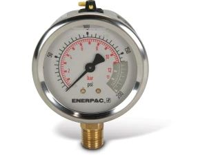 GAUGE GLYCERINE 200 PSI 2.5 IN