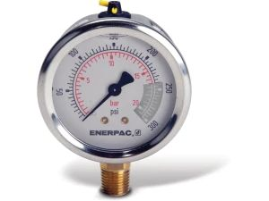 GAUGE GLYCERINE 300 PSI 2.5 IN