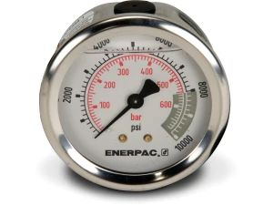 GAUGE GLYCERINE 10,000 PSI 2.5 IN